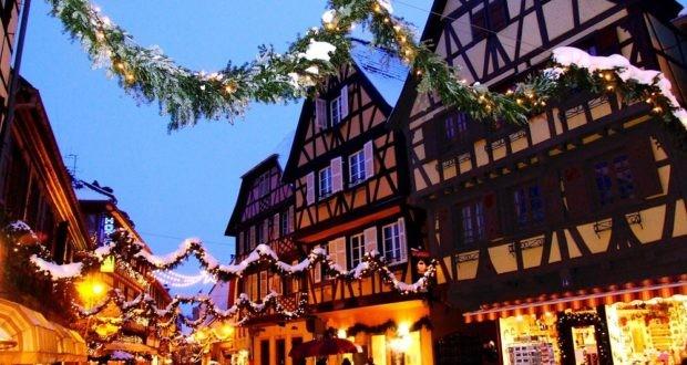 navette de noel alsace 2018 Séjour Marchés de Noël en Alsace 2018 avec navette hôtel   Pack  navette de noel alsace 2018