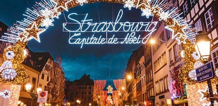 Marché De Noel Strasbourg Hotel.Séjour Marché De Noël De Strasbourg 2019 En Accès Train